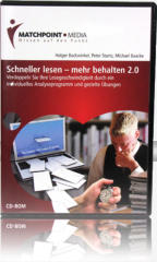 schneller lesen, speed reading, software
